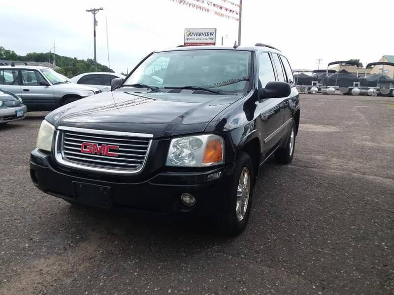 2008 GMC Envoy for sale at Affordable 4 All Auto Sales in Elk River MN