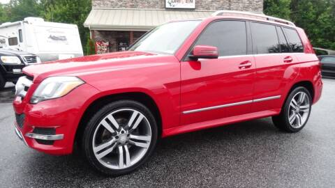 2015 Mercedes-Benz GLK for sale at Driven Pre-Owned in Lenoir NC
