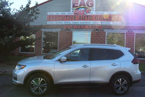 2019 Nissan Rogue for sale at EXECUTIVE AUTO GALLERY INC in Walnutport PA