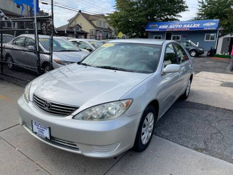 2006 Toyota Camry for sale at KBB Auto Sales in North Bergen NJ