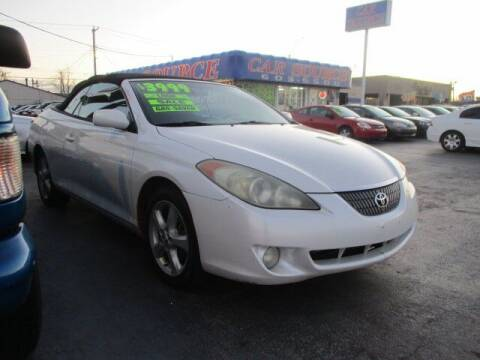 2006 Toyota Camry Solara for sale at CAR SOURCE OKC - CAR ONE in Oklahoma City OK