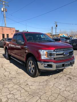 2019 Ford F-150 for sale at 1st Class Imports LLC in Cleveland OH