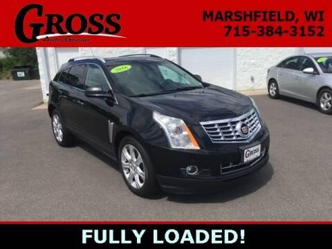 2016 Cadillac SRX for sale at Gross Motors of Marshfield in Marshfield WI