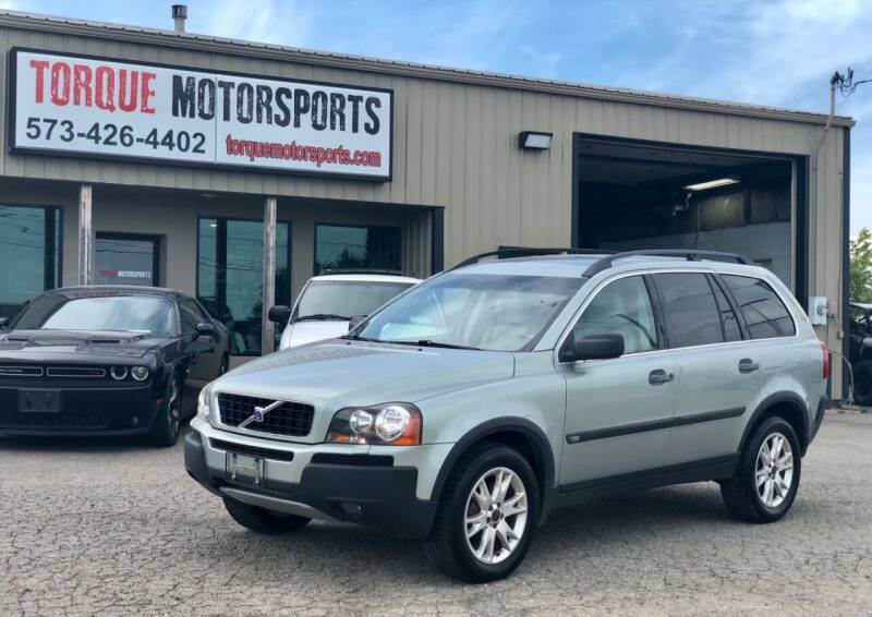 2004 Volvo XC90 for sale at Torque Motorsports in Rolla MO