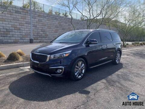 2018 Kia Sedona for sale at MyAutoJack.com @ Auto House in Tempe AZ
