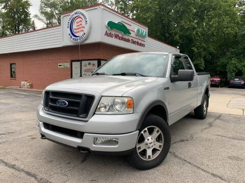 2005 Ford F-150 for sale at GMA Automotive Wholesale in Toledo OH