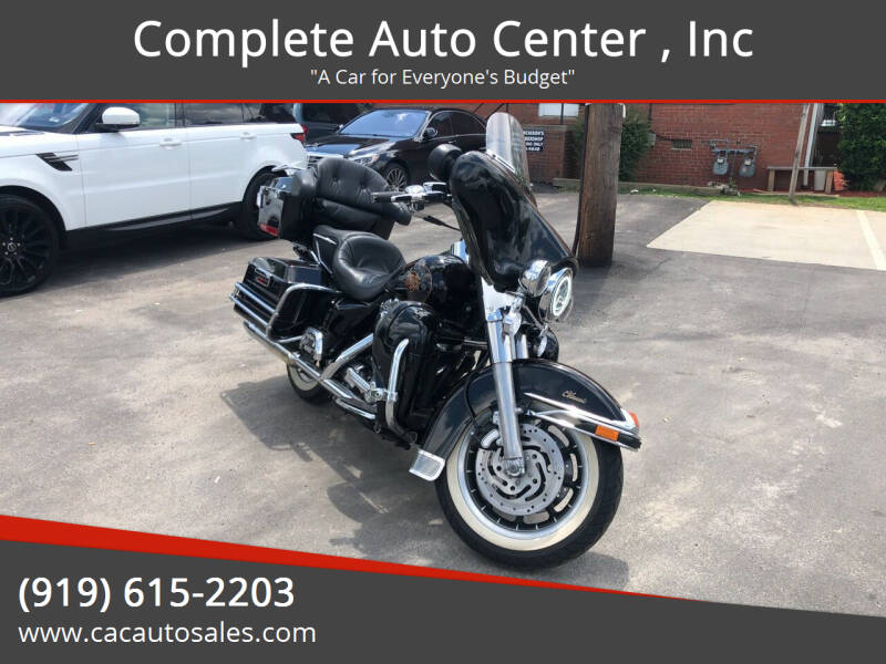 2002 Harley Davidson   FLHT CLASSIC for sale at Complete Auto Center , Inc in Raleigh NC
