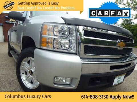 2011 Chevrolet Silverado 1500 for sale at Columbus Luxury Cars in Columbus OH
