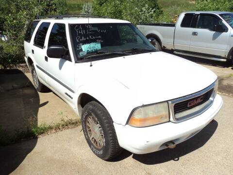 2001 GMC Jimmy for sale at Barney's Used Cars in Sioux Falls SD