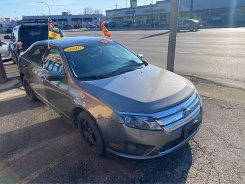 2010 Ford Fusion for sale at JBA Auto Sales Inc in Stone Park IL