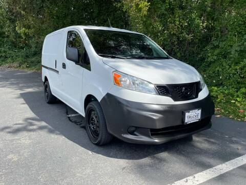 2015 Nissan NV200 for sale at Trucks Plus in Seattle WA