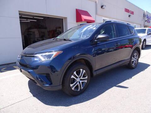 2017 Toyota RAV4 for sale at KING RICHARDS AUTO CENTER in East Providence RI