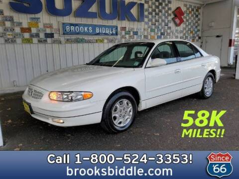 2003 Buick Regal for sale at BROOKS BIDDLE AUTOMOTIVE in Bothell WA