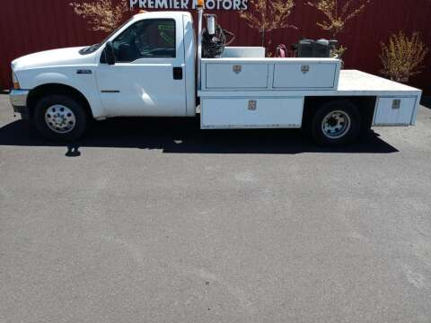 2003 Ford F-350 Super Duty for sale at PREMIERMOTORS  INC. in Milton Freewater OR