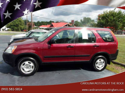 2004 Honda CR-V for sale at Carolina Motors at the Rock - Carolina Motors-Thomasville in Thomasville NC