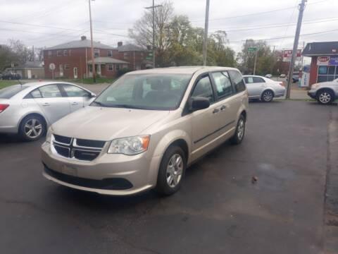 2013 Dodge Grand Caravan for sale at Flag Motors in Columbus OH