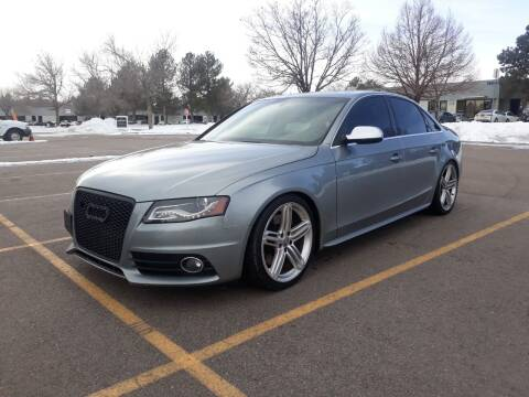 2010 Audi S4 for sale at Pammi Motors in Glendale CO