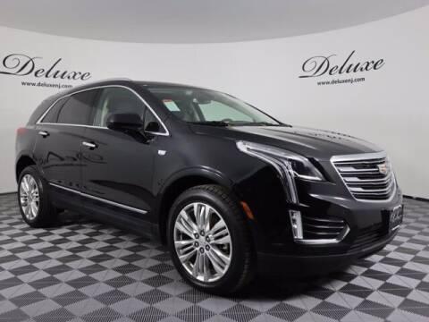 2019 Cadillac XT5 for sale at DeluxeNJ.com in Linden NJ