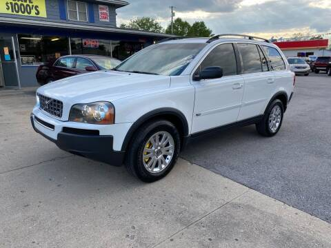 2006 Volvo XC90 for sale at Wise Investments Auto Sales in Sellersburg IN