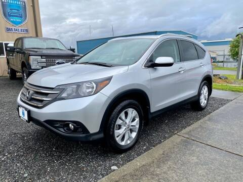2013 Honda CR-V for sale at STILLBUILT MOTORSPORTS in Anacortes WA