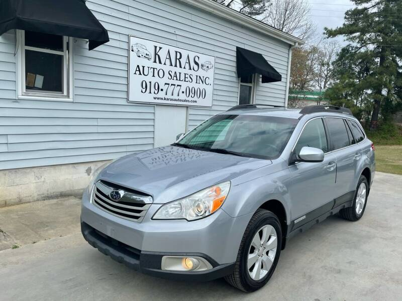 2012 Subaru Outback for sale at Karas Auto Sales Inc. in Sanford NC