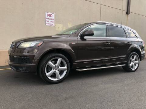 2012 Audi Q7 for sale at International Auto Sales in Hasbrouck Heights NJ