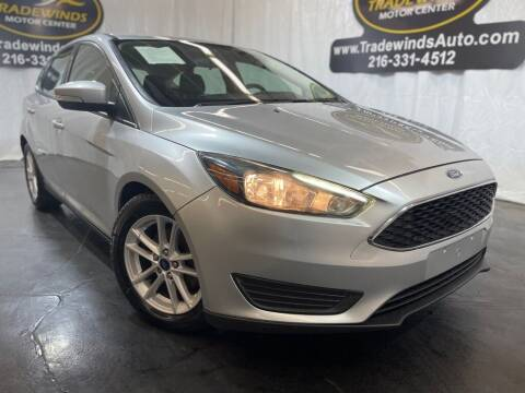 2017 Ford Focus for sale at TRADEWINDS MOTOR CENTER LLC in Cleveland OH