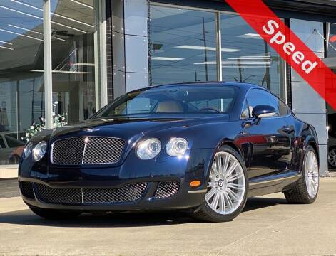 2008 Bentley Continental for sale at Carmel Motors in Indianapolis IN