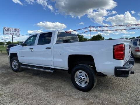 2015 Chevrolet Silverado 2500HD for sale at Collins Auto Sales in Waco TX