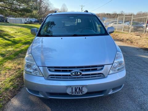 2008 Kia Sedona for sale at Speed Auto Mall in Greensboro NC