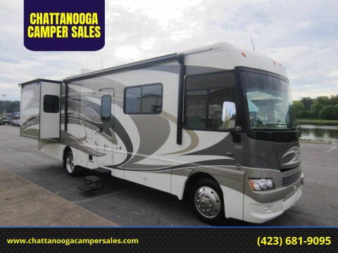 2011 Itasca Suncruiser for sale at CHATTANOOGA CAMPER SALES in Chattanooga TN