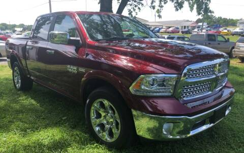 2018 RAM Ram Pickup 1500 for sale at Creekside Automotive in Lexington NC