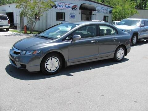 2010 Honda Civic for sale at Pure 1 Auto in New Bern NC