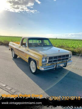 1978 GMC C/K 1500 Series for sale at Vintage Point Corp in Miami FL