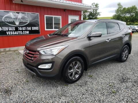 2013 Hyundai Santa Fe Sport for sale at Vess Auto in Danville OH