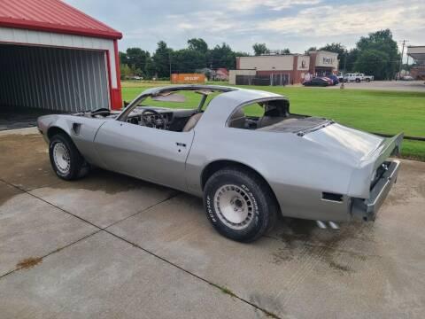 1979 Pontiac Trans Am for sale at LARRY'S CLASSICS in Skiatook OK