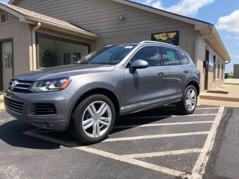 2012 Volkswagen Touareg for sale at MGM Motors LLC in De Soto KS