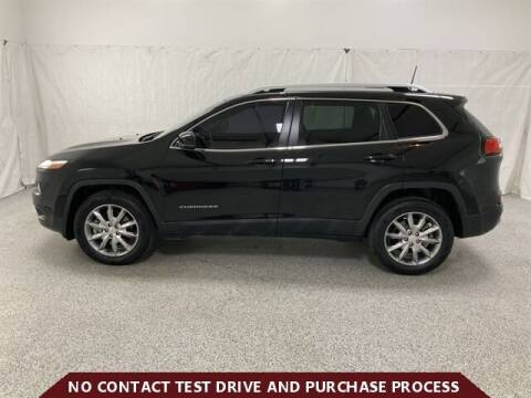 2018 Jeep Cherokee for sale at Brothers Auto Sales in Sioux Falls SD
