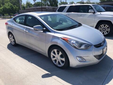 2013 Hyundai Elantra for sale at Tigerland Motors in Sedalia MO