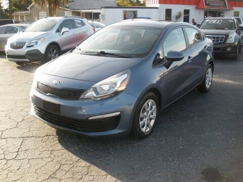 2016 Kia Rio for sale at Priceline Automotive in Tampa FL