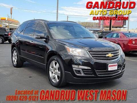 2016 Chevrolet Traverse for sale at GANDRUD CHEVROLET in Green Bay WI