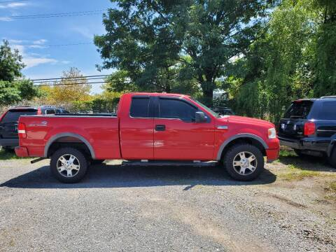 2004 Ford F-150 for sale at M & M Auto Brokers in Chantilly VA