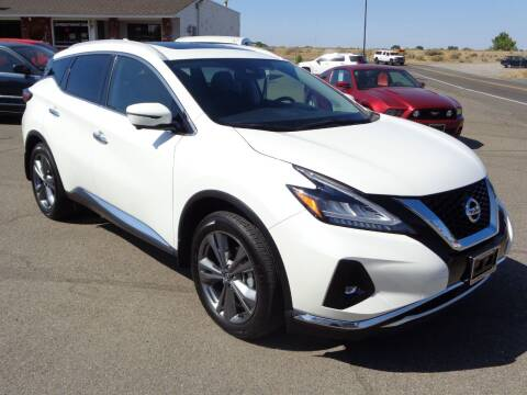 2020 Nissan Murano for sale at John's Auto Mart in Kennewick WA