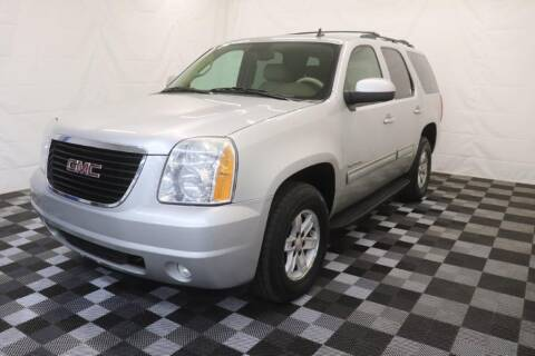 2010 GMC Yukon for sale at AH Ride & Pride Auto Group in Akron OH