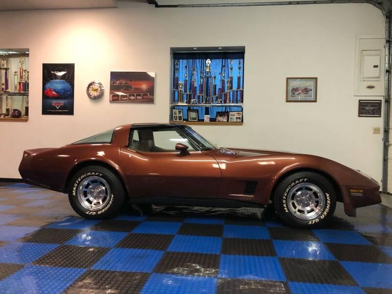 1981 Chevrolet Corvette for sale in Putnam Valley, NY