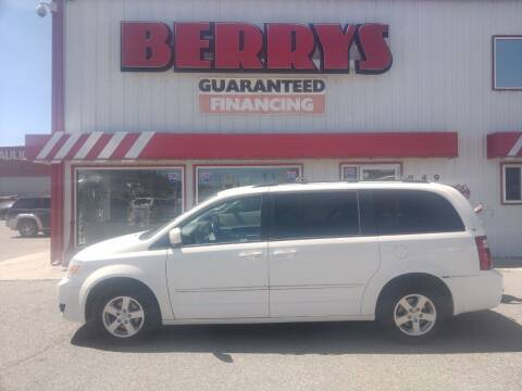 2010 Dodge Grand Caravan for sale at Berry's Cherries Auto in Billings MT