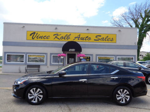 2019 Nissan Altima for sale at Vince Kolb Auto Sales in Lake Ozark MO