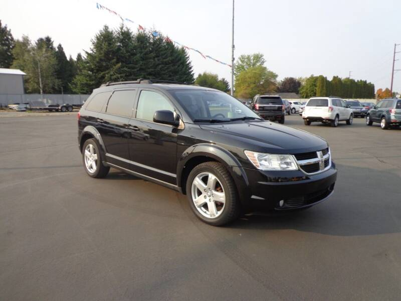 2010 Dodge Journey for sale at New Deal Used Cars in Spokane Valley WA