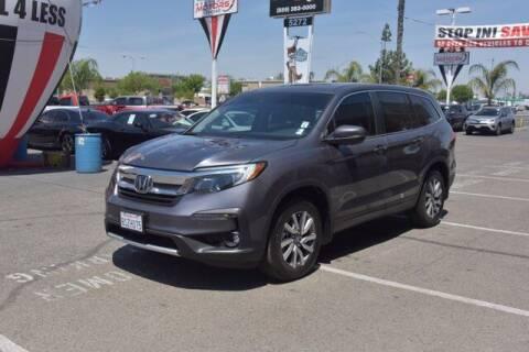 2021 Honda Pilot for sale at Choice Motors in Merced CA
