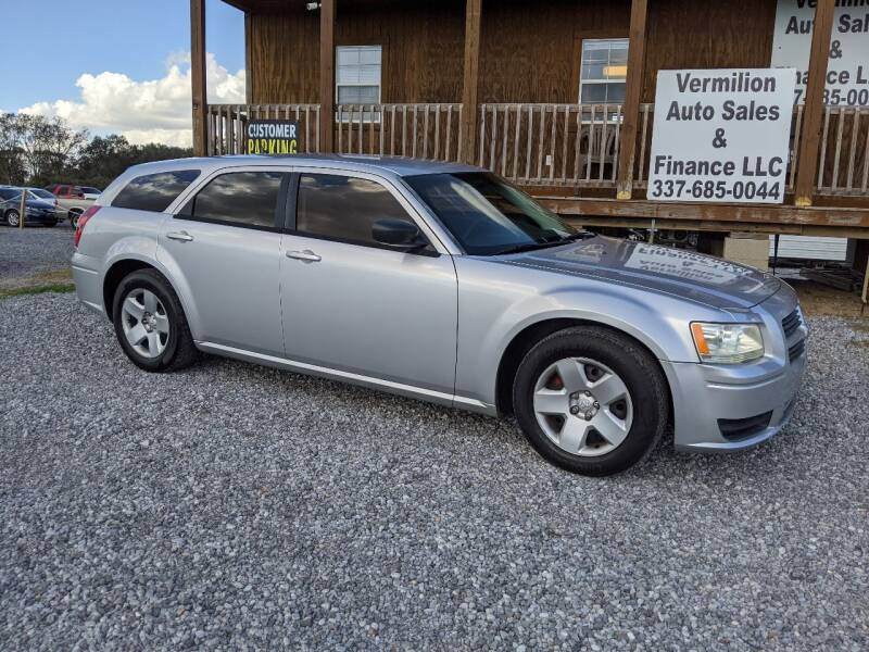 2008 Dodge Magnum for sale at Vermilion Auto Sales & Finance in Erath LA